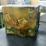 愛川和紙細工アーティストさんとのコラボ作品を取り上げていただきました